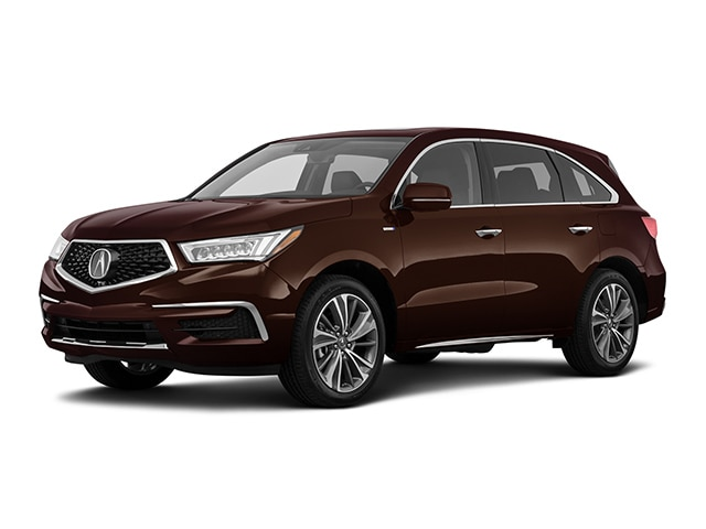 2020 Acura MDX Sport Hybrid SUV Digital Showroom | Ed ...