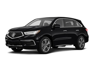 New 2020 Acura MDX Sport Hybrid Technology Package SUV