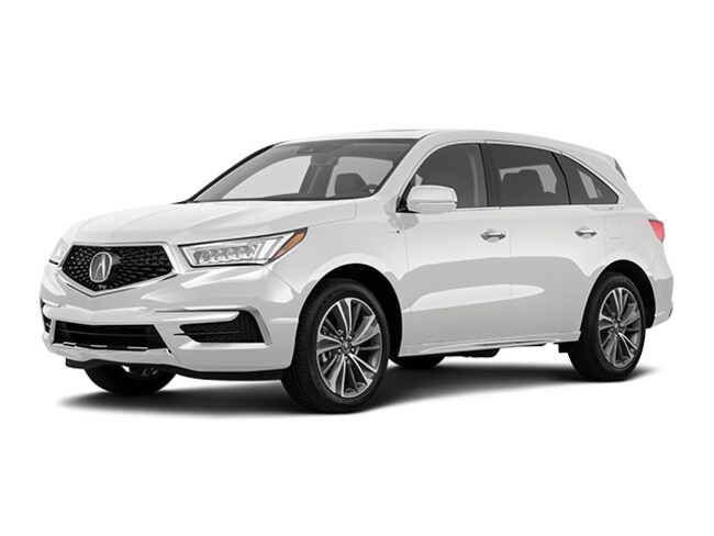 New 2020 Acura MDX Sport Hybrid SH-AWD with Technology Package SUV Tustin