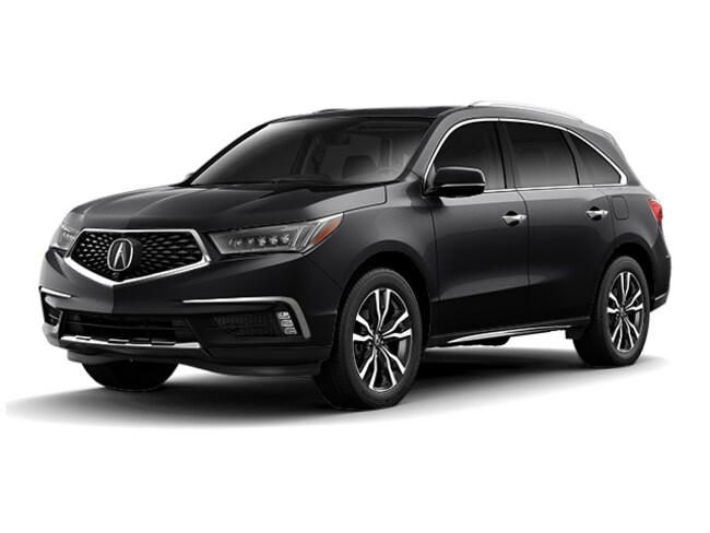 New 2020 Acura MDX SH-AWD with Advance and Entertainment Packages SUV Temecula