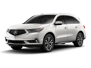 New 2020 Acura MDX Advance & Entertainment Packages SUV