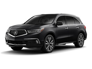 New 2020 Acura MDX Advance Package SUV