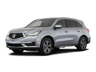New 2020 Acura MDX Base Sport Utility for sale in Little Rock
