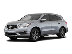 New 2020 Acura MDX Base SUV in Little Rock AR