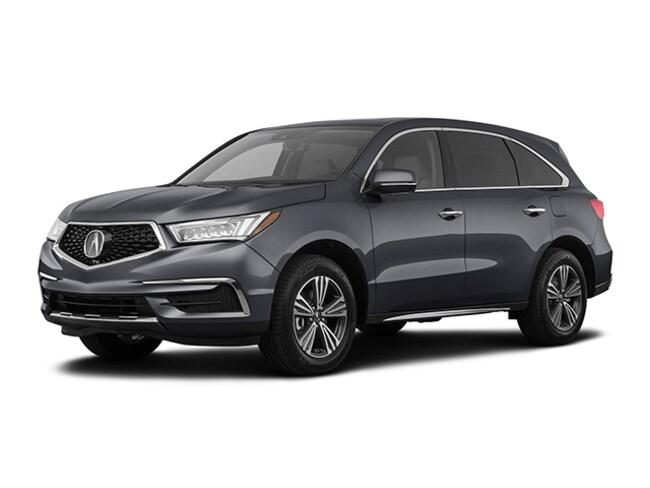 New 2020 Acura MDX Base SUV Honolulu