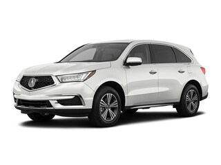 New 2020 Acura MDX Base SUV Macon, GA