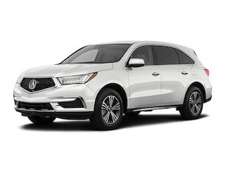 New 2020 Acura MDX SH-AWD SUV for sale near you in Roanoke, VA