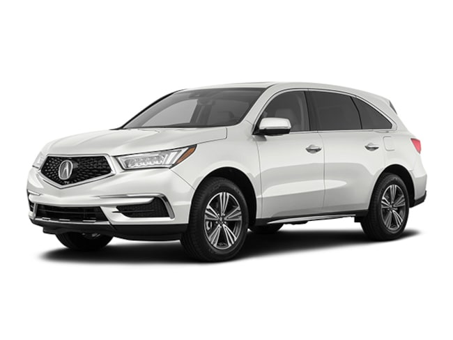 New 2020 Acura MDX SH-AWD SUV in West Chester PA
