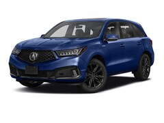 New 2020 Acura MDX SH-AWD with A-Spec Package SUV Tustin, CA