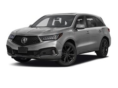 New 2020 Acura MDX SH-AWD with A-Spec Package SUV Johnston, IA