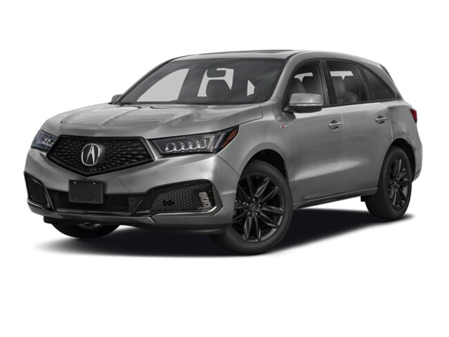 New 2020 Acura MDX SH-AWD with A-Spec Package SUV in Ardmore PA
