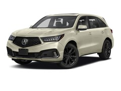 New 2020 Acura MDX SH-AWD with A-Spec Package Sport Utility in Little Rock AR
