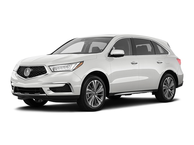 Acura Van Nuys >> 2020 Acura Mdx With Technology Package Serving Van Nuys
