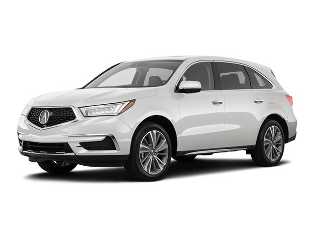 Featured Used 2020 Acura MDX Technology SUV for Sale in Boise ID