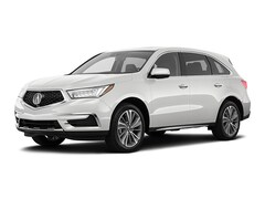 New 2020 Acura MDX SH-AWD with Technology Package SUV in Little Rock AR