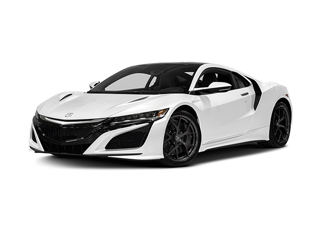 2020 acura nsx coupe digital showroom