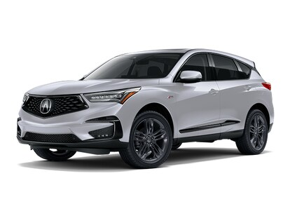 New 2020 Acura Rdx Suv Lunar Silver Metallic For Sale In Honolulu Hi Stock Ll021681