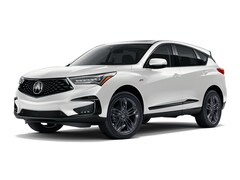 New 2020 Acura RDX SH-AWD with A-Spec Package SUV Buffalo