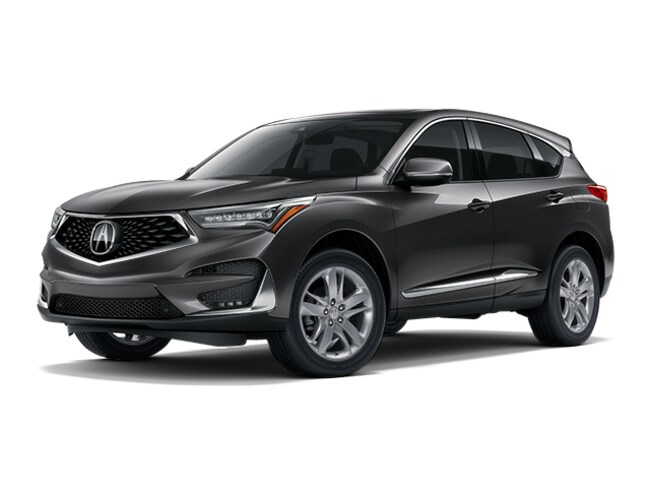 New 2020 Acura RDX SH-AWD with Advance Package SUV Johnston, IA