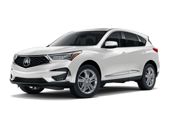 New 2020 Acura RDX SH-AWD with Advance Package SUV Macon, GA
