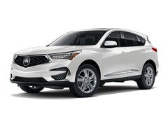 New 2020 Acura RDX with Advance Package SUV for sale in Little Rock