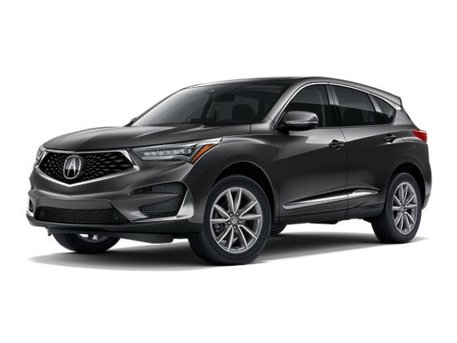 New 2020 Acura RDX with Technology Package SUV Macon, GA