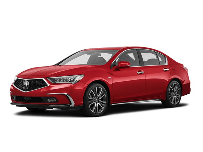 New 2020 Acura RLX Sport Hybrid SH-AWD with Advance Package Sedan in Ellicott City, MD
