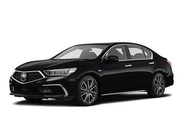 2020 Acura RLX Sport Hybrid Sedan