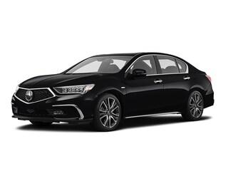 2020 Acura RLX Sport Hybrid SH-AWD with Advance Package Sedan