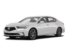 New 2020 Acura RLX Sport Hybrid SH-AWD with Advance Package Sedan Pittsburgh