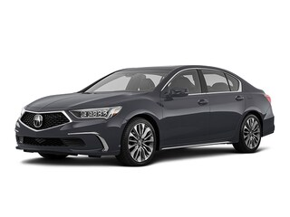 New 2020 Acura RLX P-AWS with Technology Package Sedan For Sale In Dallas, TX