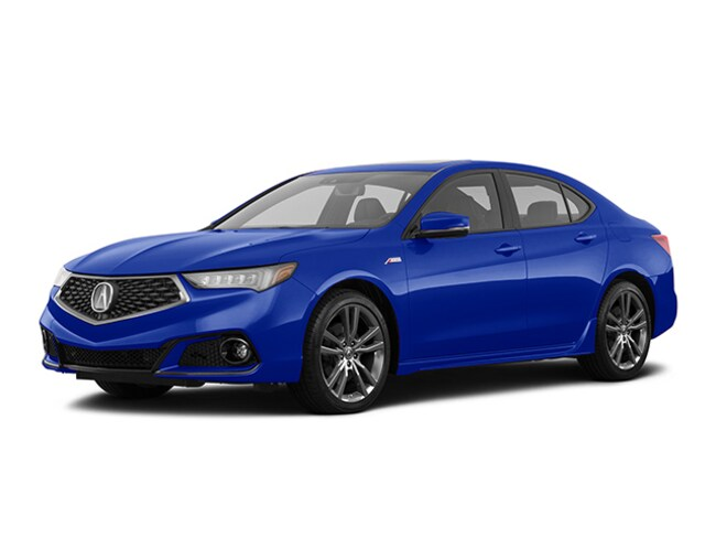 New 2020 Acura Tlx With A Spec Package And Red Interior For Sale