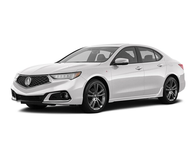2020 Acura TLX with A-Spec Package Sedan