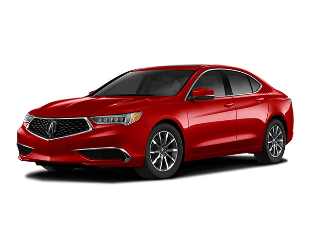 2020 Acura TLX with Technology Package Sedan