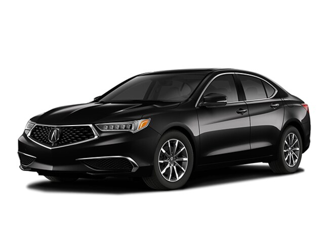 New 2020 Acura TLX Base Sedan serving Los Angeles