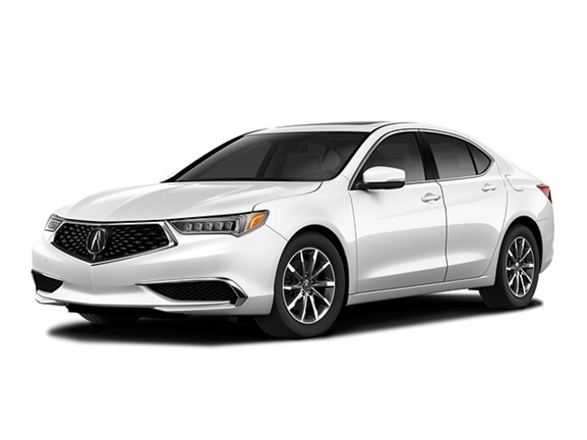 New 2020 Acura TLX Base Sedan Tustin