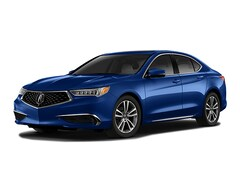 New 2020 Acura TLX V-6 with Technology Package Sedan Des Moines, IA