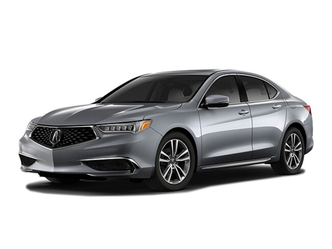 New 2020 Acura TLX V-6 with Technology Package Sedan Tustin