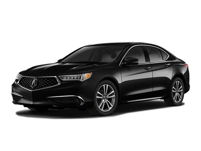 New 2020 Acura TLX V-6 with Technology Package Sedan Macon, GA