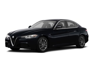 New 2020 Alfa Romeo Giulia AWD Sedan for sale or lease in St. Louis Park, MN