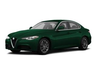 New 2020 Alfa Romeo Giulia AWD Sedan Boston