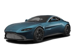 Used 2020 Aston Martin Vantage Coupe for sale in Greenwich