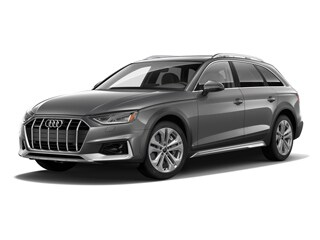 2020 Audi A4 allroad Wagon Terra Gray Metallic