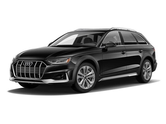 New 2020 Audi A4 allroad 2.0T Premium Wagon for sale near Milwaukee