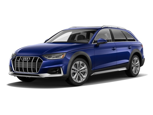 New 2020 Audi A4 allroad 2.0T Premium Plus Wagon in Cary, NC near Raleigh