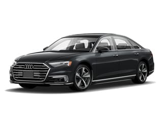 2020 Audi A8 e Sedan Vesuvius Gray Metallic