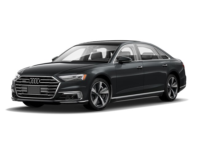 2020 Audi A8 e Sedan