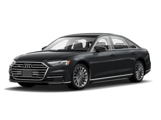 2020 Audi A8 Sedan Vesuvius Gray Metallic