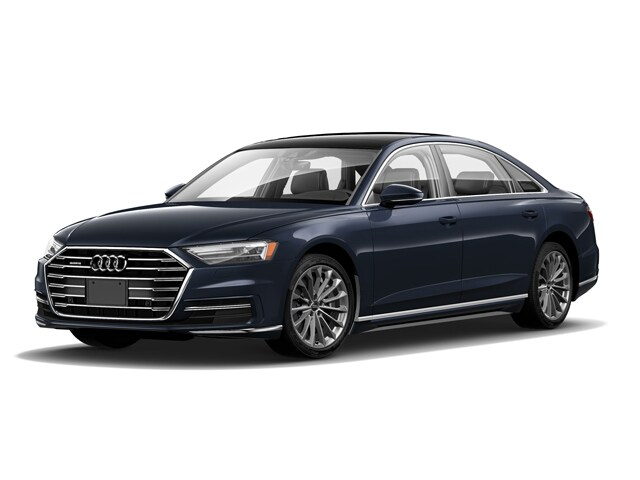 New 2020 Audi A8 L 55 Sedan WAU8DAF89LN010041 in Huntington, NY