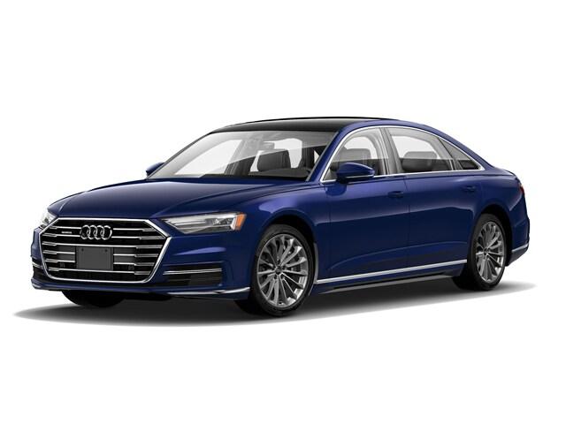 2020 Audi A8 L 55 Sedan